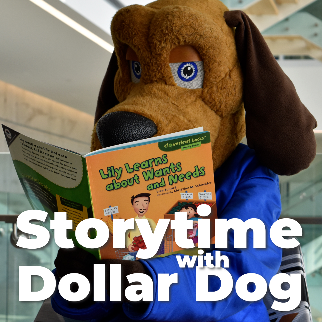 Storytime with Dollar Dog: Lily Learns About Wants And Needs